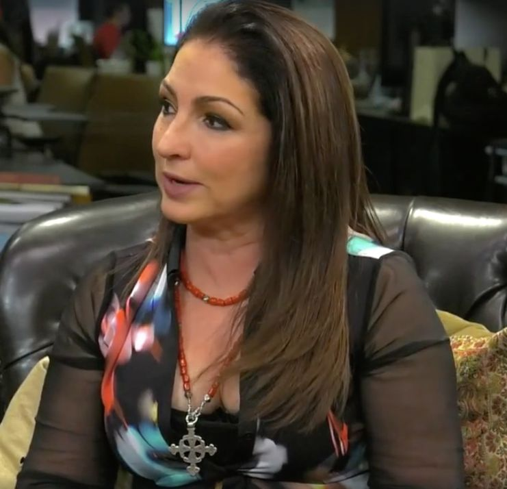 Gloria Estefan spoke with HuffPost about USCuba relations