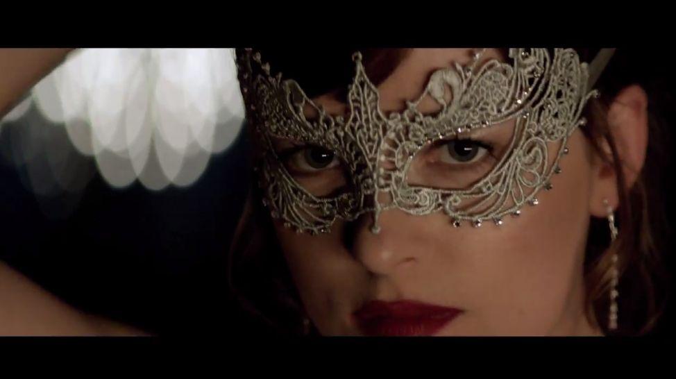 'Fifty Shades Darker' Looks Like A Crazy, Sexy Masquerade