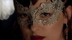 'Fifty Shades Darker' Looks Like A Crazy, Sexy Masquerade