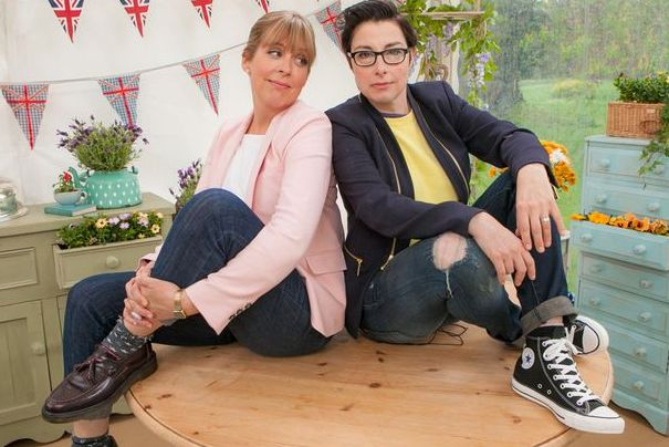 Mel and Sue won't be going with the show to Channel 4 when it debuts in 2017, following a celebrity version...