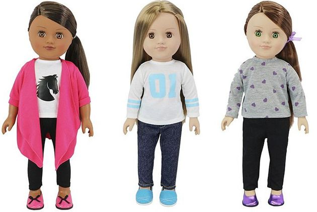 Sindy's friends Zoe, Kate and