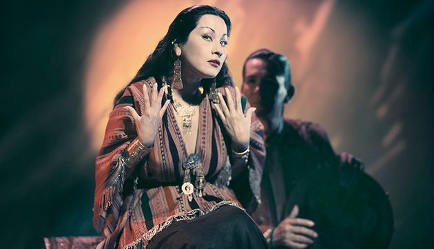 Google Celebrates Soprano Yma Sumac, Descendant Of The Last Incan Emperor
