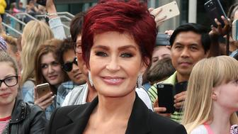 LONDON, ENGLAND - JULY 09:  Sharon Osbourne arrives for X Factor auditions at Wembley Arena on July 9, 2016 in London, England.  (Photo by Neil Mockford/Getty Images)