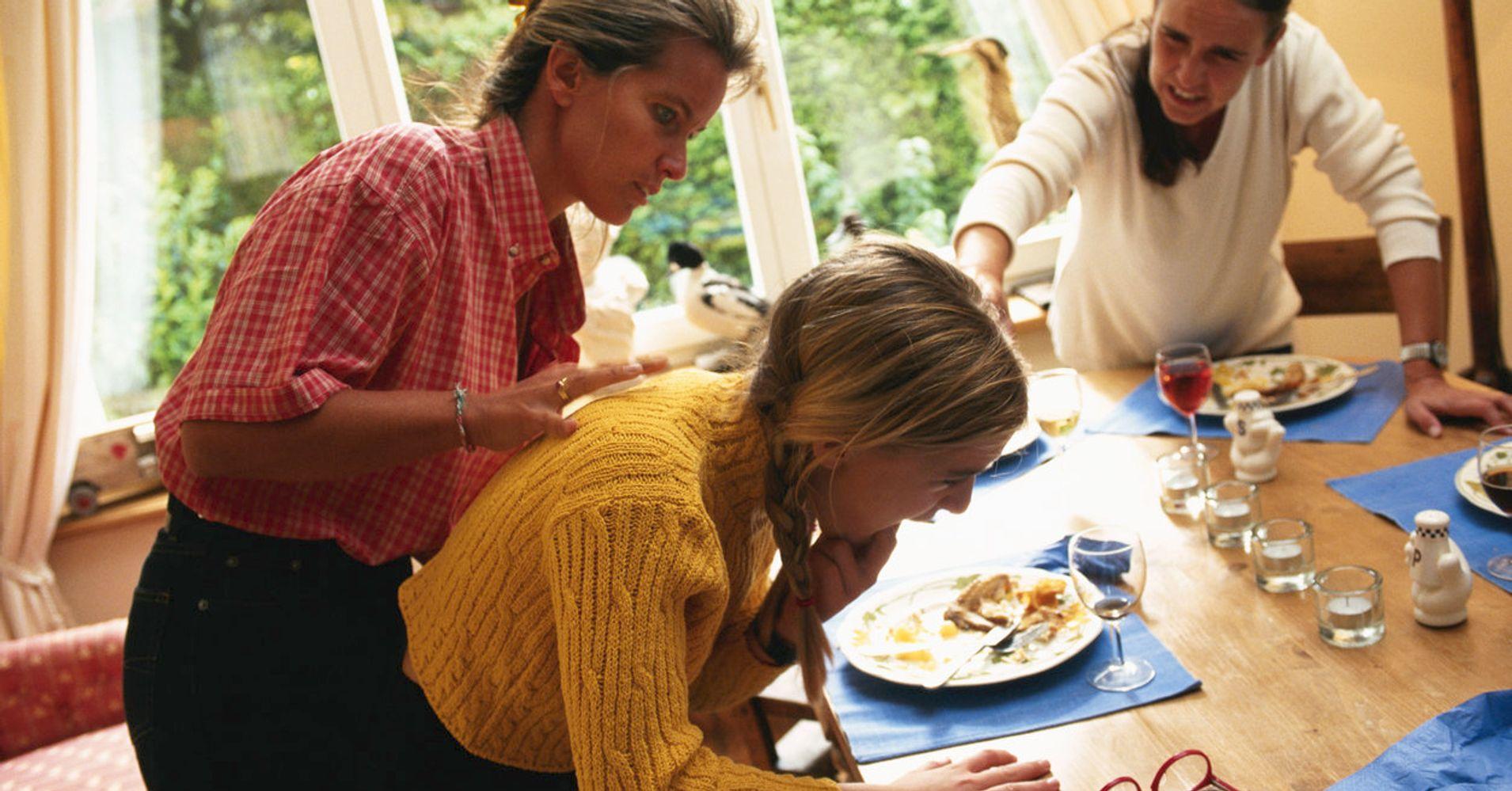 choking hazards food adults