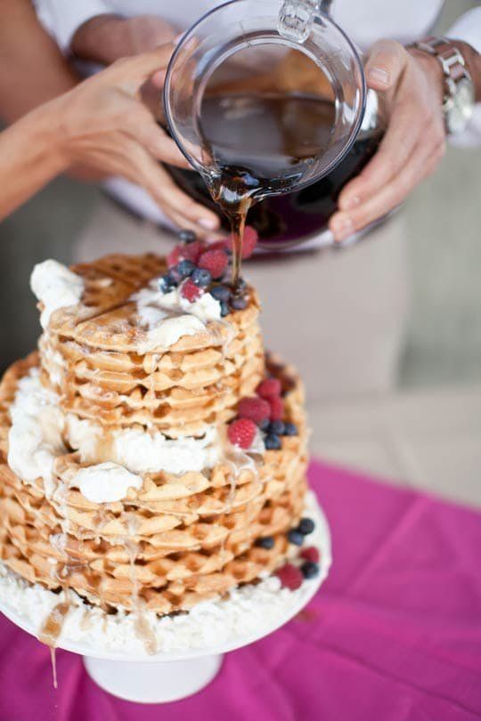 16 Brunch Wedding Ideas That Will Make Your Mouth Water