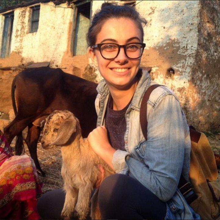 Director Zoe Hamilton