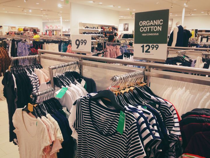 Organic cotton is on many lists of ethical fabrics consumers should buy.