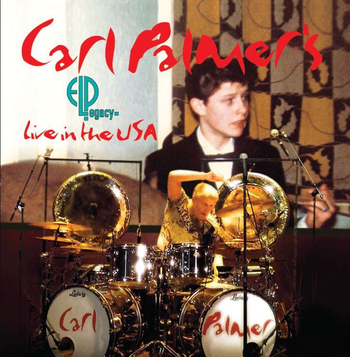 Carl Palmer / ELP Legacy / Live in the USA