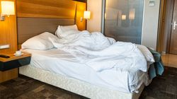 New 'Inside Edition' Video Shows Some Hotels Don't Wash Sheets Between