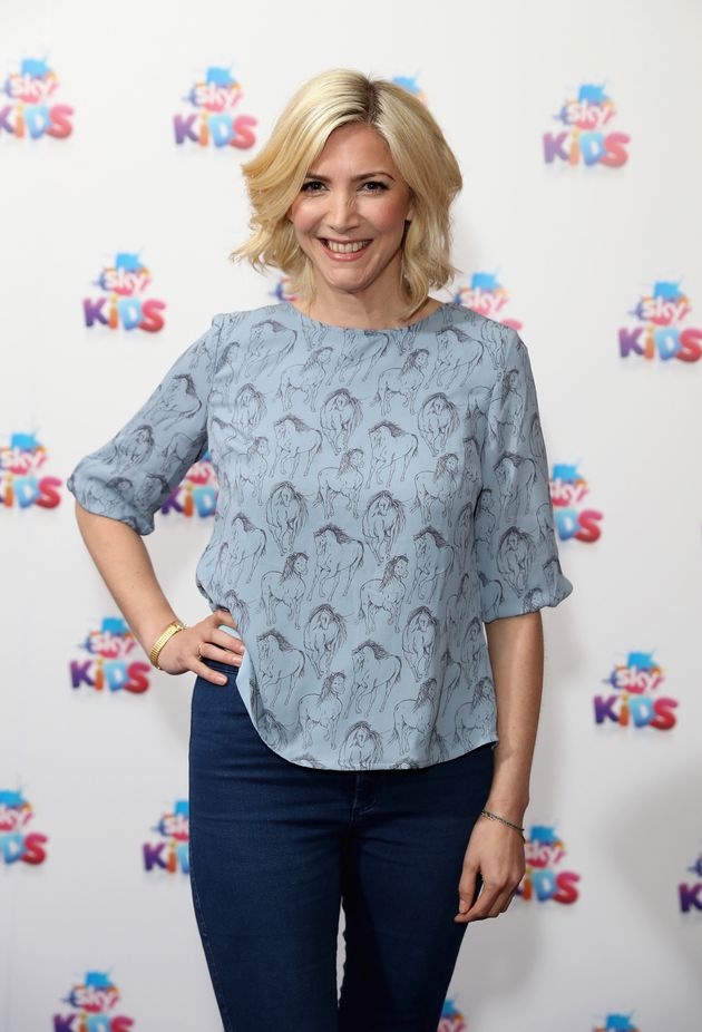 Lisa Faulkner has also been tipped to join the