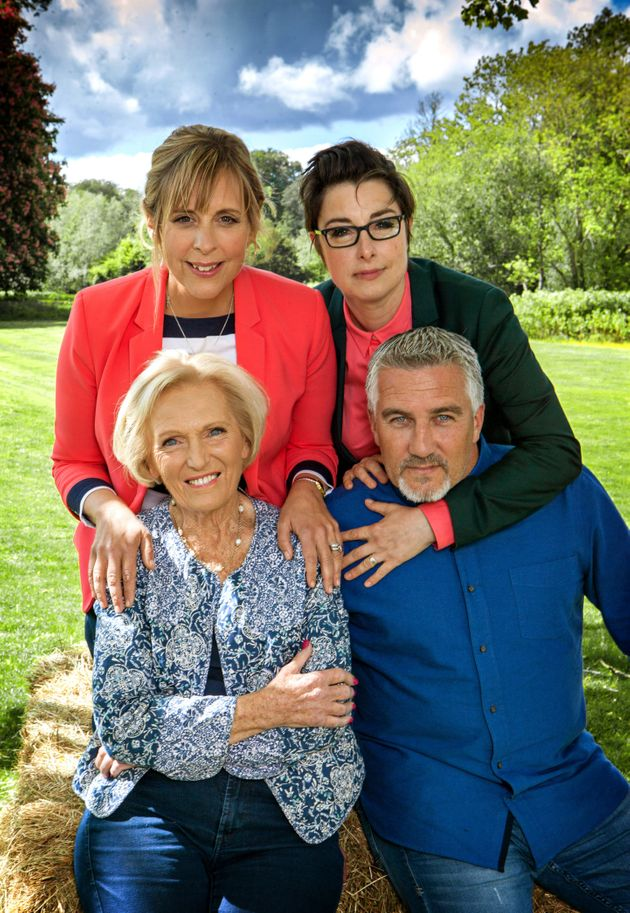 Mary Berry, Mel And Sue Could Launch Rival Baking Show BEFORE Channel 4 Airs First Series Of 'Great British...
