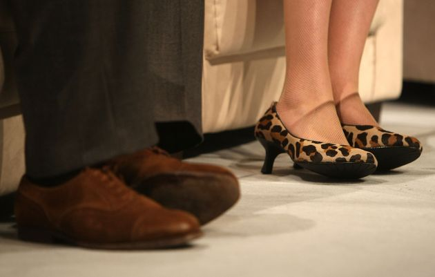 Theresa May Urged To Ditch Her 'Leopard Print Kitten Heels' To Advance Cause Of
