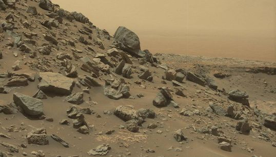 See Mars Like Never Before With These Stunning New