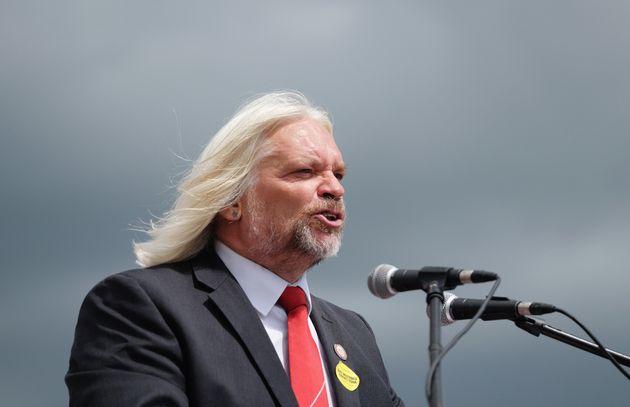 Union Leader Tosh McDonald Denies Comparing Hilary Benn To