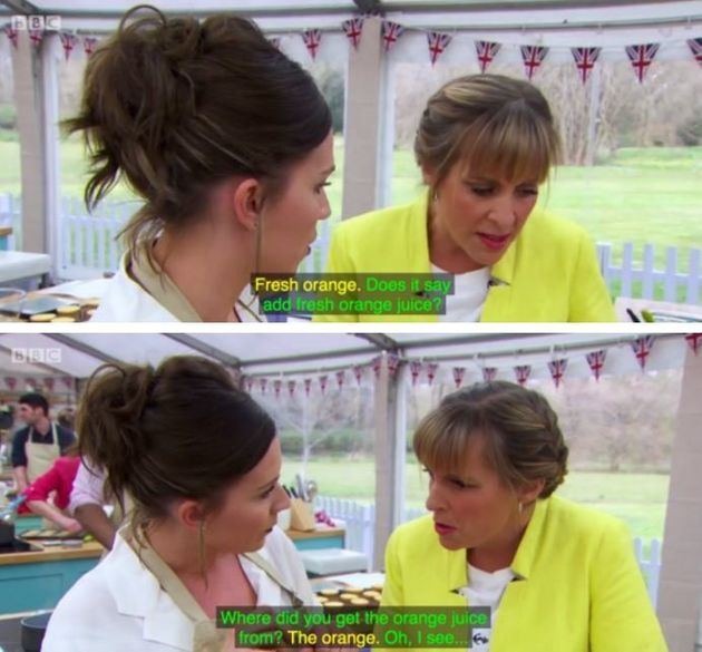 15 Times Mel And Sue Have Put The 'Great' Into 'Great British Bake