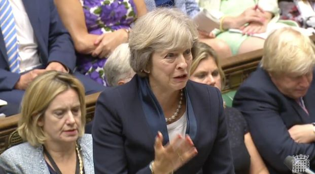 PMQs: Theresa May Confirms She Supports Christmas, Nation Breaths A Sigh Of