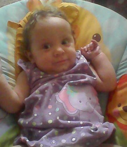 <p>Baby Scarlett</p>