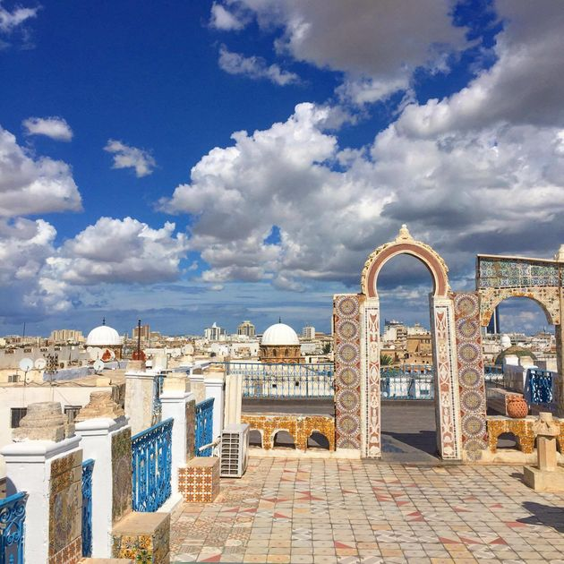 This Old Town In Tunisia's Capital Will Make You Want To Pack Your