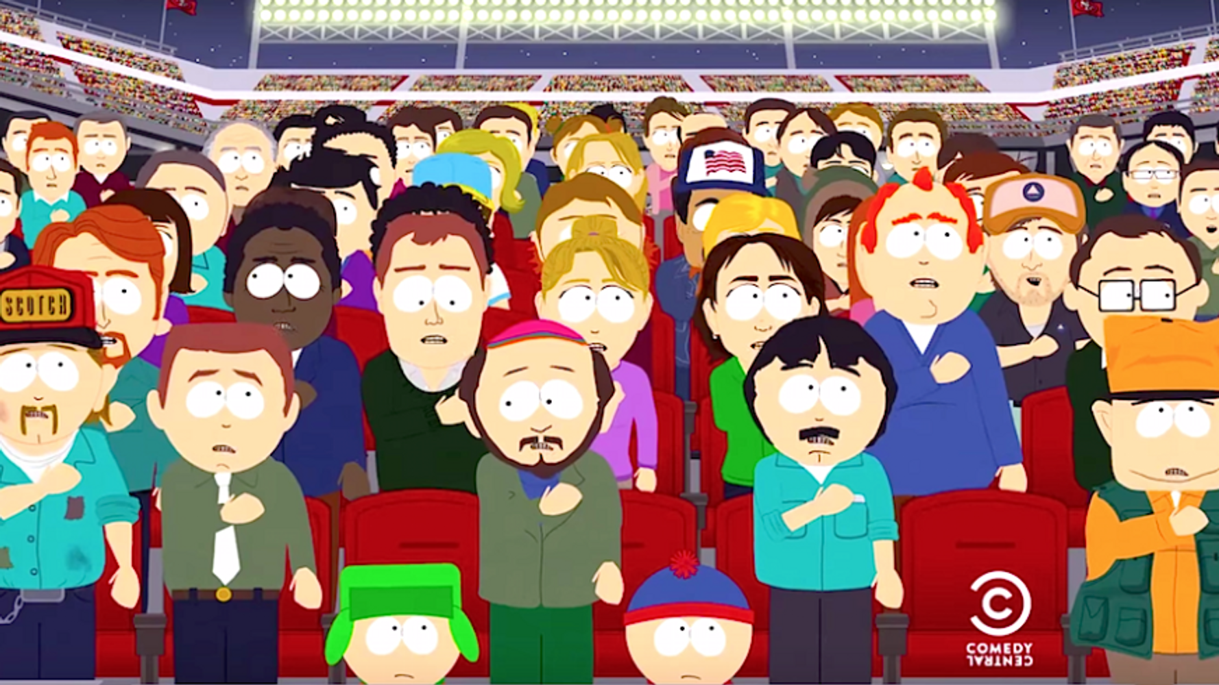 Are The 'South Park' Creators Reactionaries? | HuffPost