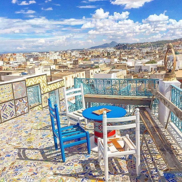 The Medina of Tunis is the historical heart of the Tunisian capital.