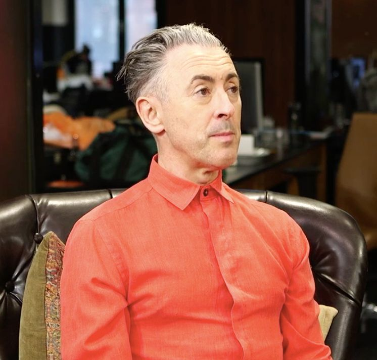 Alan Cumming spoke to HuffPost Live about his new memoir and queer identity