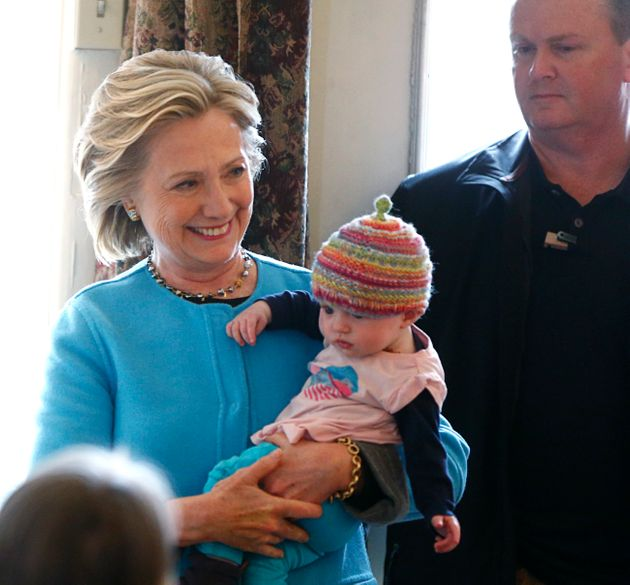Hillary Clinton's paid leave proposal, by contrast, offers 12 weeks of time off and would be available...