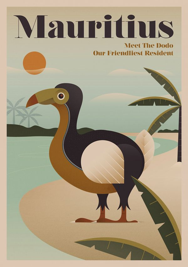 "The dodo, <a href=""http://www.nature.com/nature/journal/v426/n6964/full/426245a.html"" target=""_blank"">last spotted&nbsp;in 16"