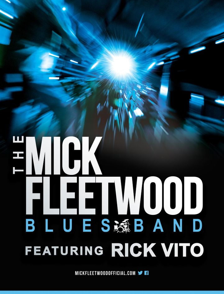 The Mick Fleetwood Blues Band featuring Rick Vito