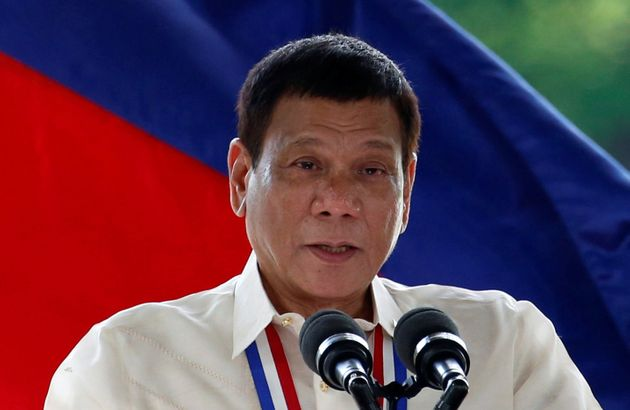 Philippine President Rodrigo Duterte staunchly defends the violence of his drug