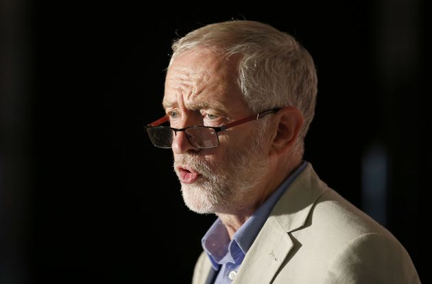 Furious Jeremy Corbyn Allies Disown Corbyn Leadership Campaign 'Dossier' Of MP