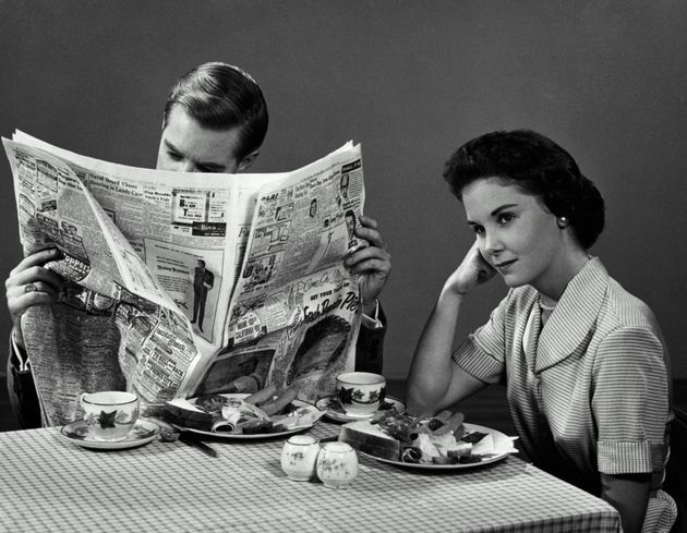 6 Signs Your Wife Is Totally Fed Up With You | The Huffington Post