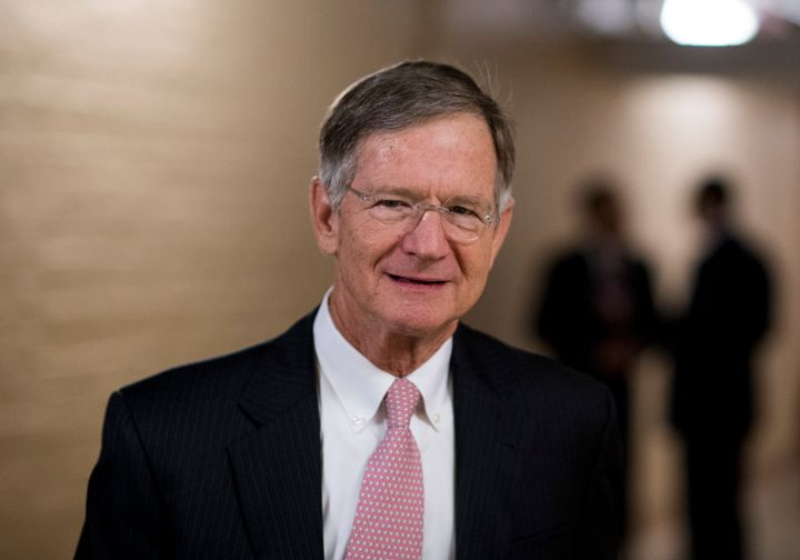 Rep. Lamar Smith (R-Texas) has a long history of denying climate change.
