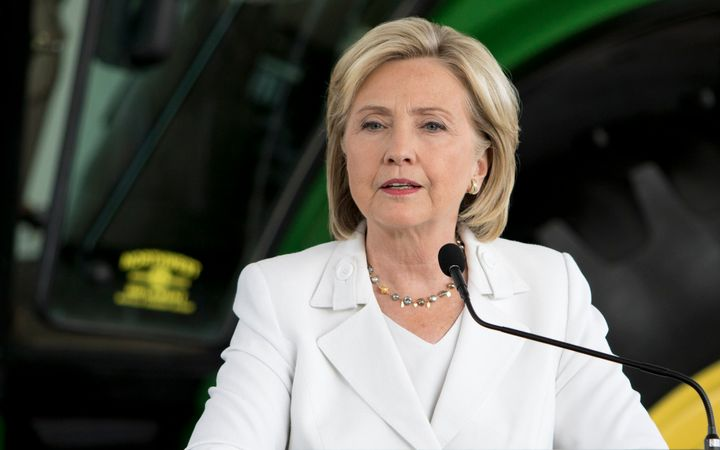 Democratic presidential nomineeHillary Clinton is trailing Donald Trump in Ohio and Florida in newly released polls.