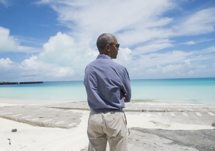 President Barack Obama will announce the first marine monument in the Atlantic Ocean on Thursday, building on news of last mo