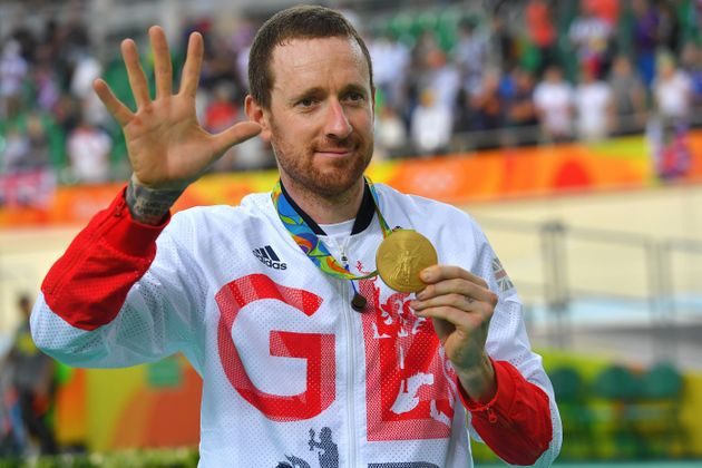 Five Team GB athletes had their details