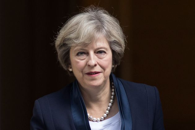 Greenpeace claimed the decision was to save Theresa May 'political