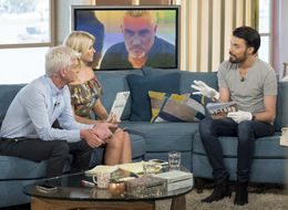 Holly And Phil Apologise For 'Bake Off' Prank