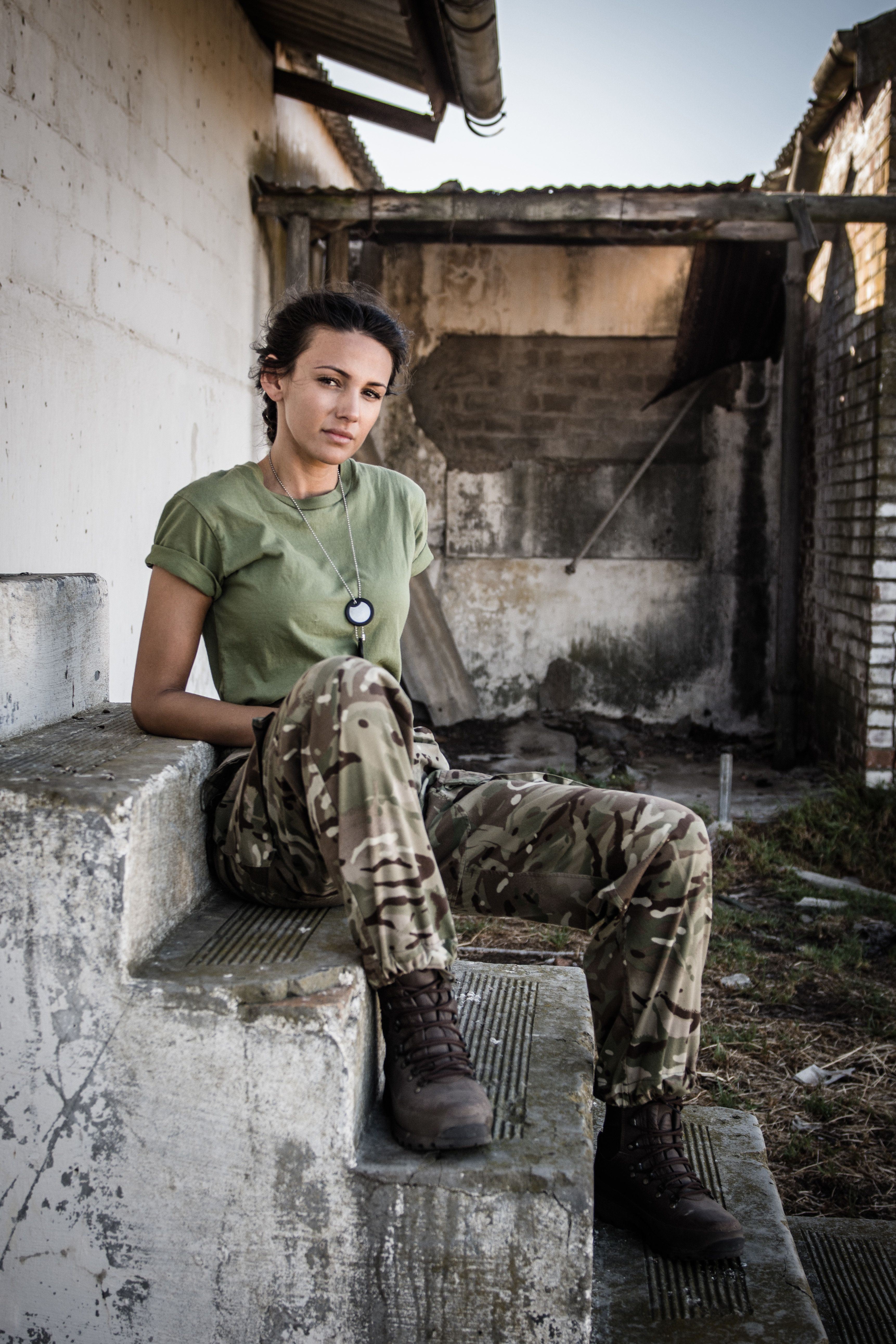 Michelle's Star Turn In 'Our Girl' Episode Two Wins