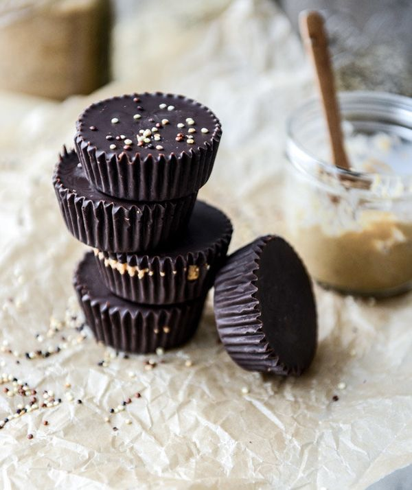 """<strong>Get the <a href=""""http://www.howsweeteats.com/2016/02/toasted-quinoa-cashew-butter-cups/"""" target=""""_blank"""">Toasted Quin"""
