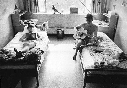 50s College Life