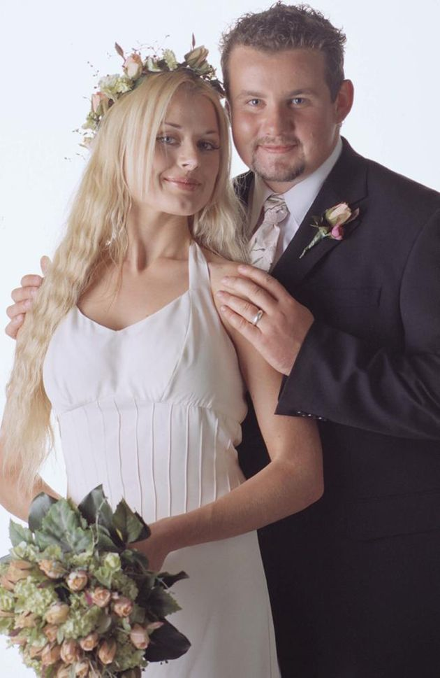 Dee and Toadie's wedding day ended in