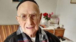 World's Oldest Man Is Finally Getting His Bar Mitzvah At Age