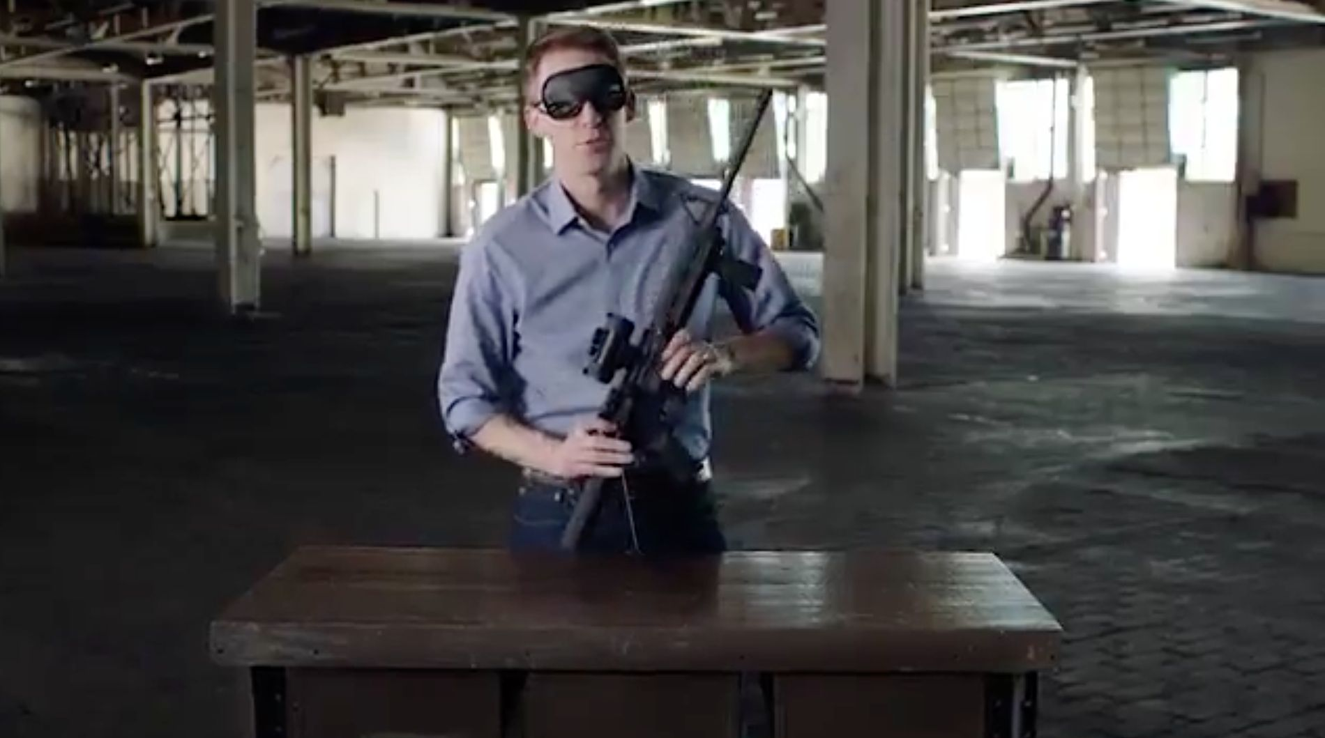 This Gun Control Ad Is The Most Nails Thing To Come Out Of The USA This