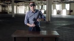 Watch This Ad Of A Senate Candidate Assembling A Rifle,