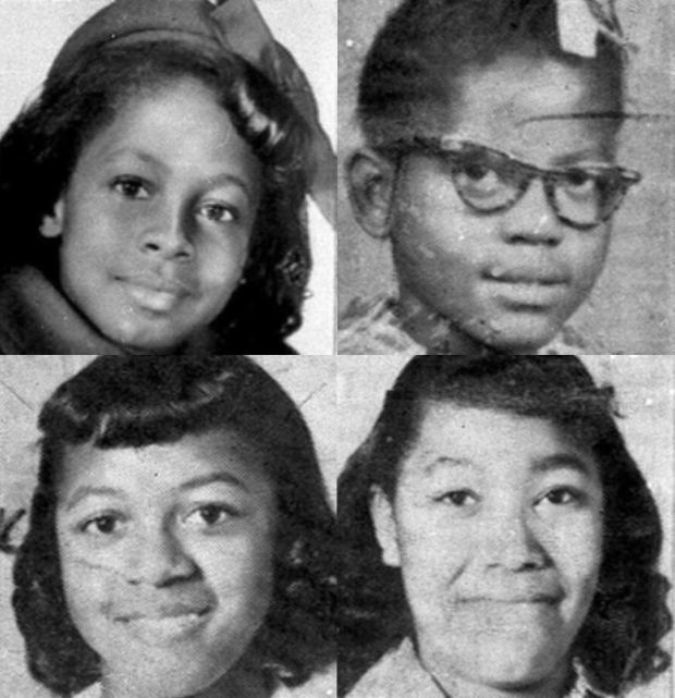 Remembering Four Little Girls Huffpost border=