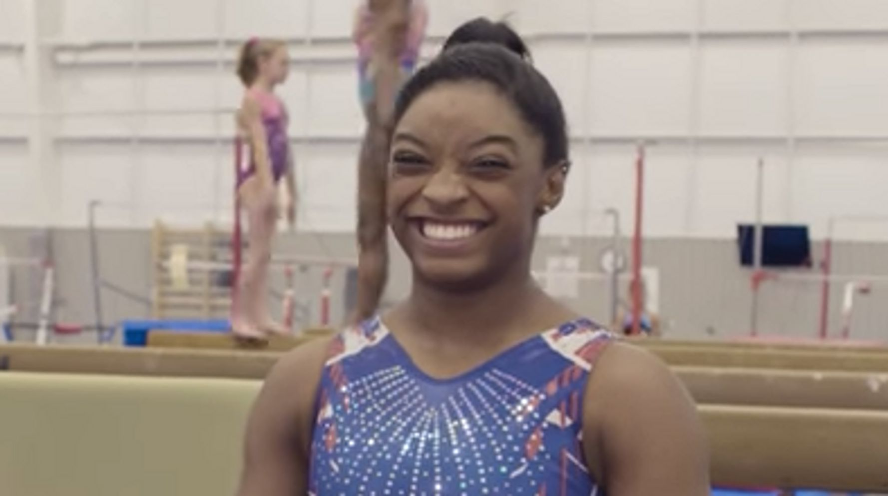Simone Biles Dishes On Her Ideal First Date With Zac Efron
