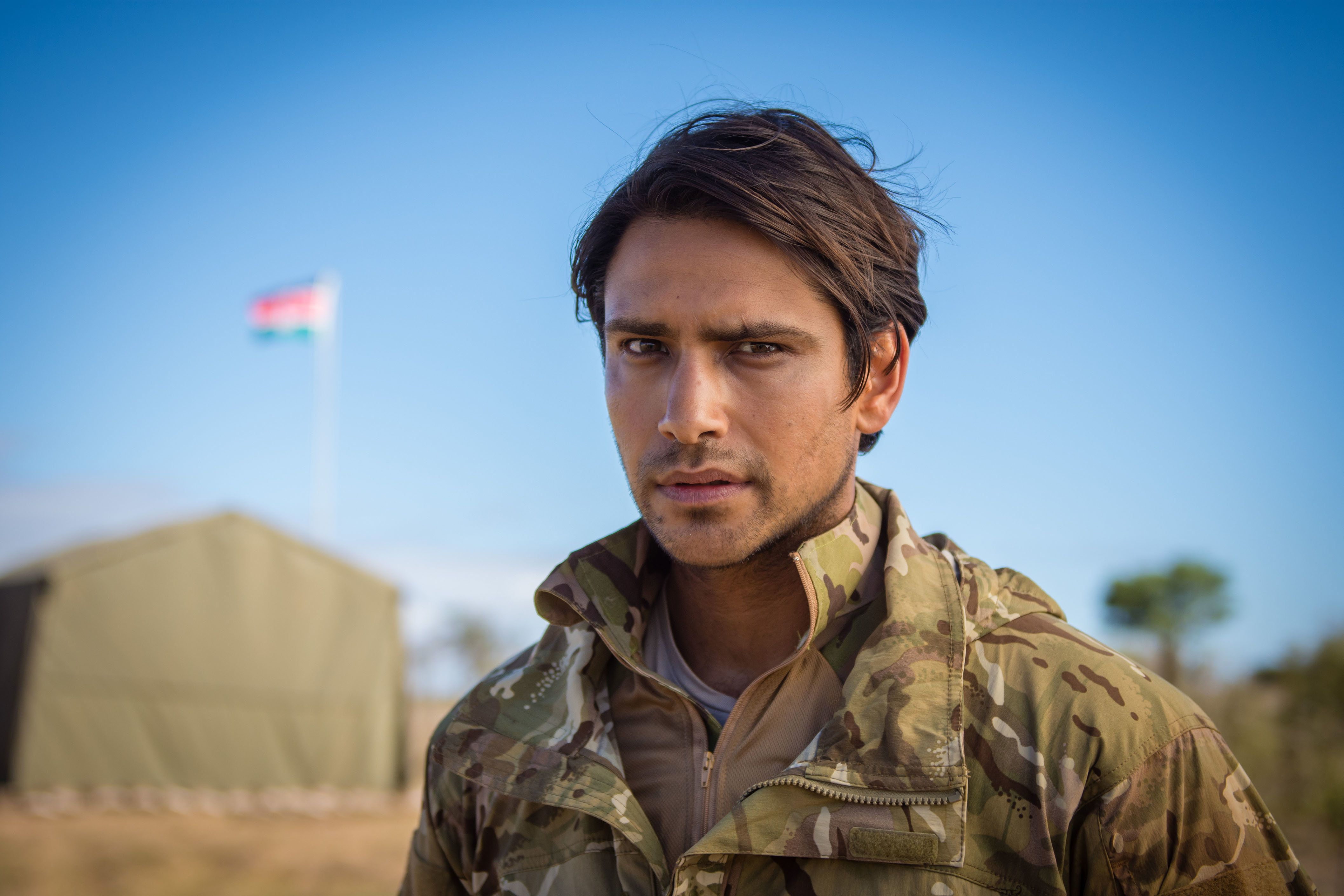 Enjoying 'Our Girl'? Get To Know Luke Pasqualino A Little