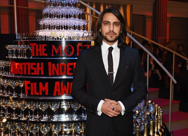 Luke at the 2015 Independent Film