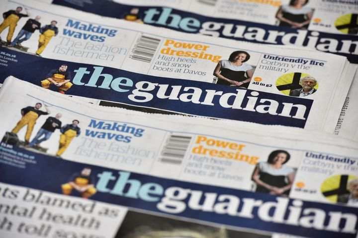 Guardian US is cutting 30 percent of its staff.