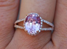 14 Colorful Engagement Rings For Brides Who Want To Stand Out